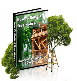 Treehouse Woodworking Plans